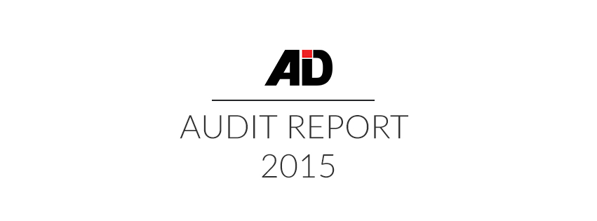Audit Report 2015
